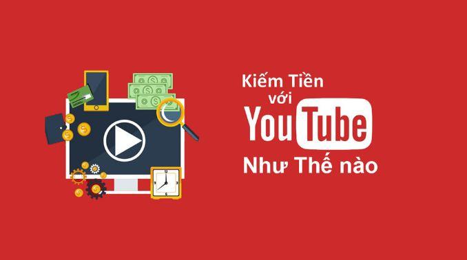 Ý tưởng kinh doanh kiếm tiền từ Youtube