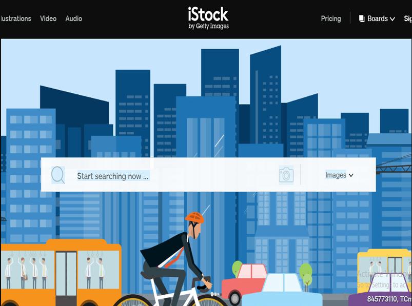 Kho ảnh chất lượng iStock.