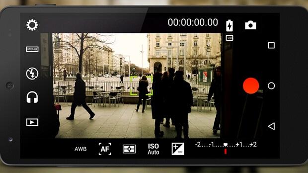Camera FV-5 Lite sở hữu nhiều tính năng hữu ích